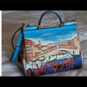 COMING SOON DOLCE & GABBANA Miss Sicily 3 Way Bag